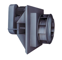 Products : Chicago Blowers : Design 44 SQA Plug Fan - Draft