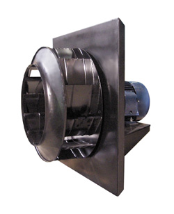 Products Chicago Blowers Direct Drive Airfoil Plug Fan