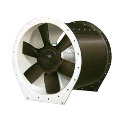 Products Chicago Blowers Frp Tube Axial Fan Draft