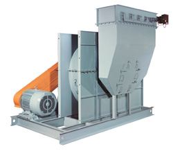 Products Chicago Blowers Industrial Radial Tip Fan