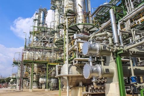 Industry Chemical Processing Draft Air Ahmedabad